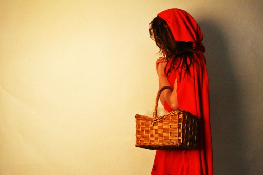 Little Red Riding Hood Portraits| Photography Wishes
