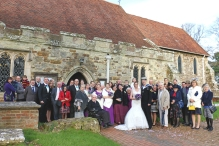 Simon and Zoe's Wedding